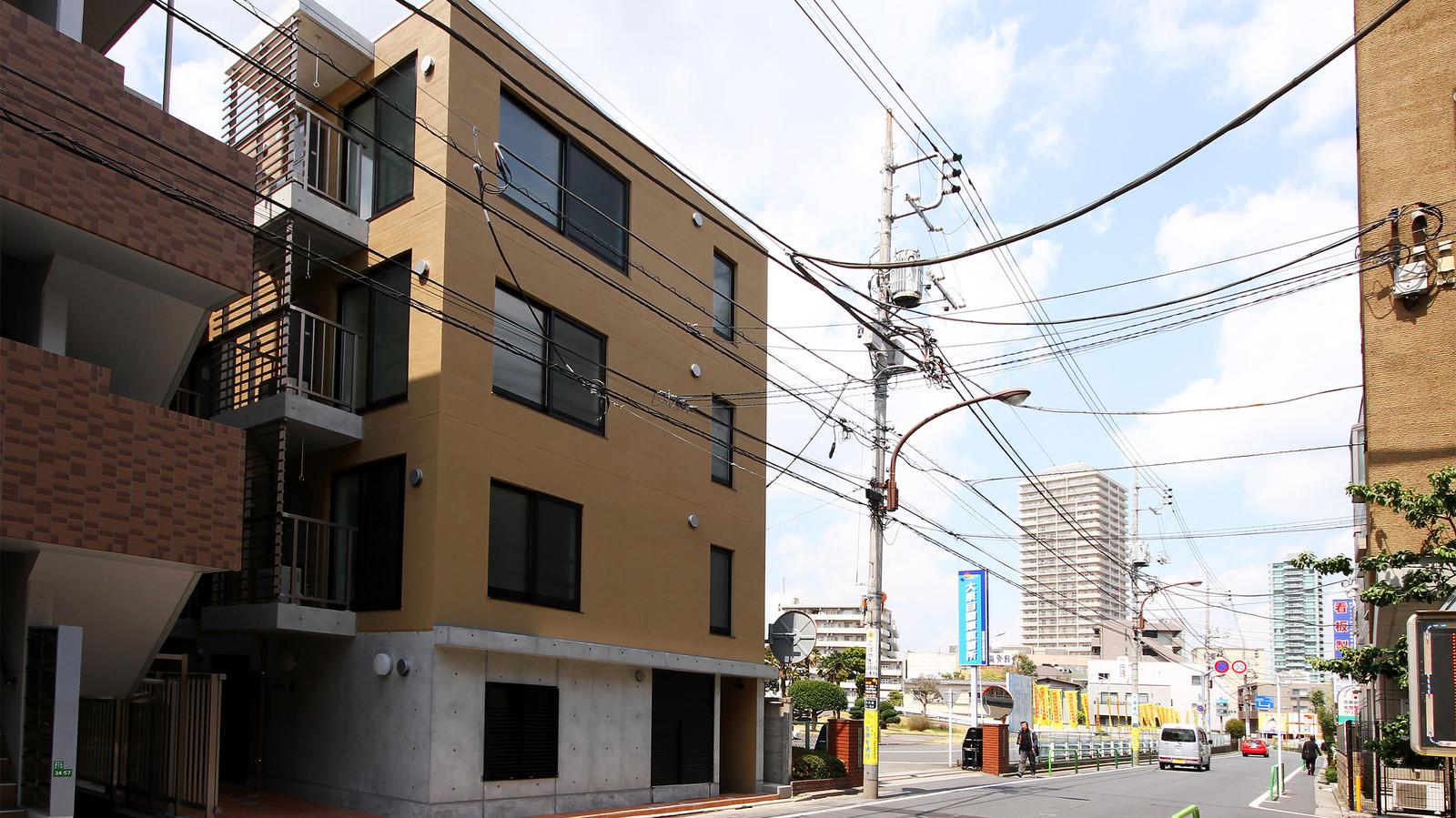 大泉学園の集合住宅2